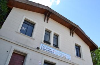 Fachada Escuela Esquienera