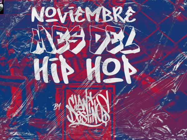 Mes del Hip Hop