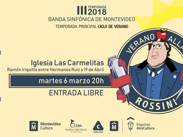 Verano alla Rossini
