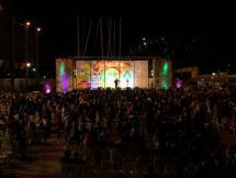Tablado 1º de Mayo