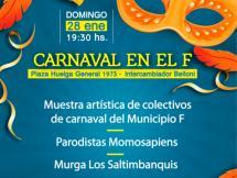 Carnaval en el F